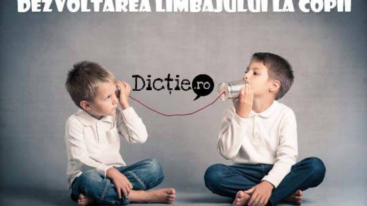 De ce dezvoltarea limbajului este importantă pentru un copil