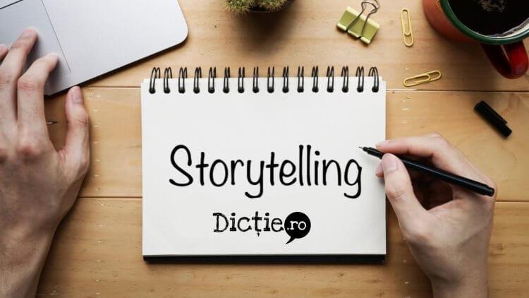 Atelier de Storytelling, pe 26 februarie 2021, la București