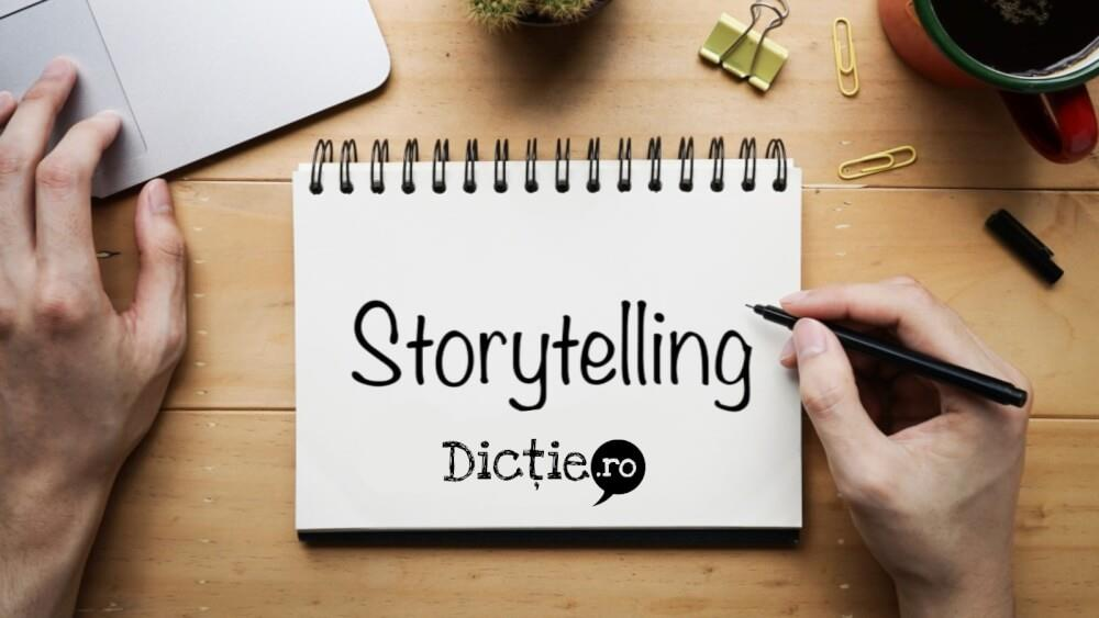 Atelier de Storytelling de iarnă, pe 19 noiembrie 2020, la București