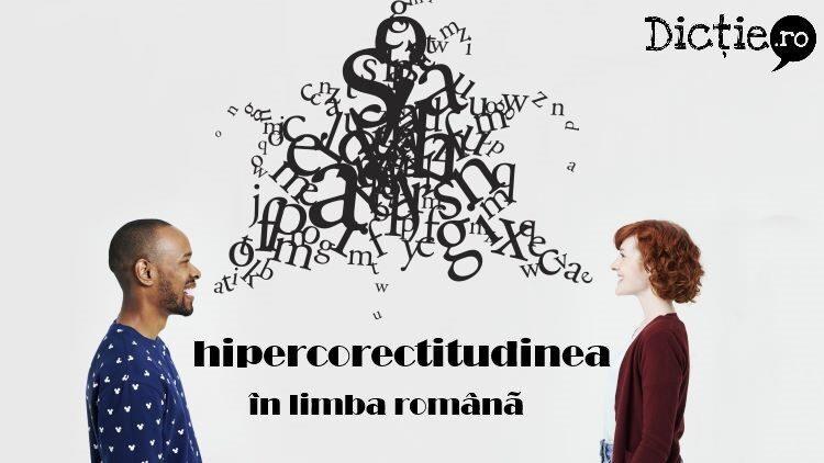 Hipercorectitudinea în limba română