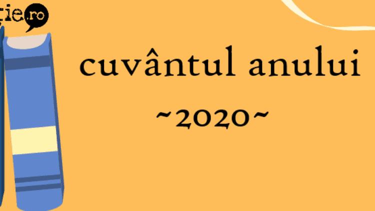 Cuvântul anului 2020