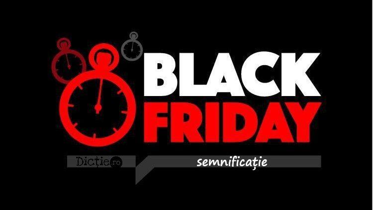Semnificația zilei de Black Friday