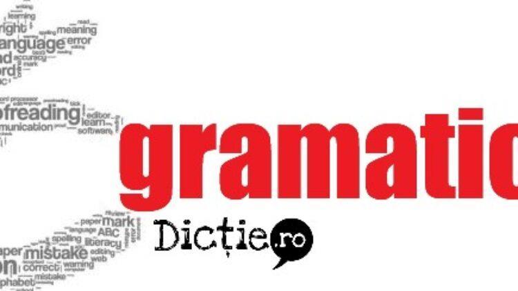 Mai este gramatica importantă și necesară?