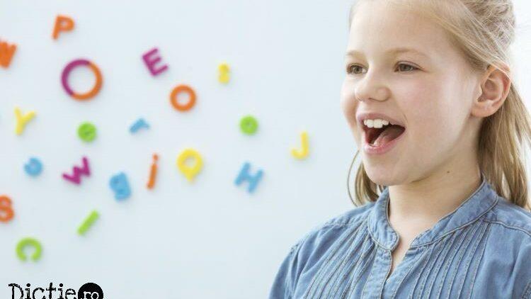 Exerciții de vorbire de făcut acasă cu copiii