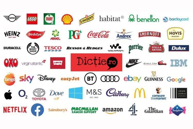 Cum pronunțăm corect numele de branduri