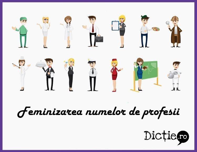 Feminizarea numelor de profesii: psiholoagă sau psihologă?