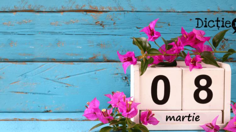 8 Martie: semnificații, simboluri și etimologii
