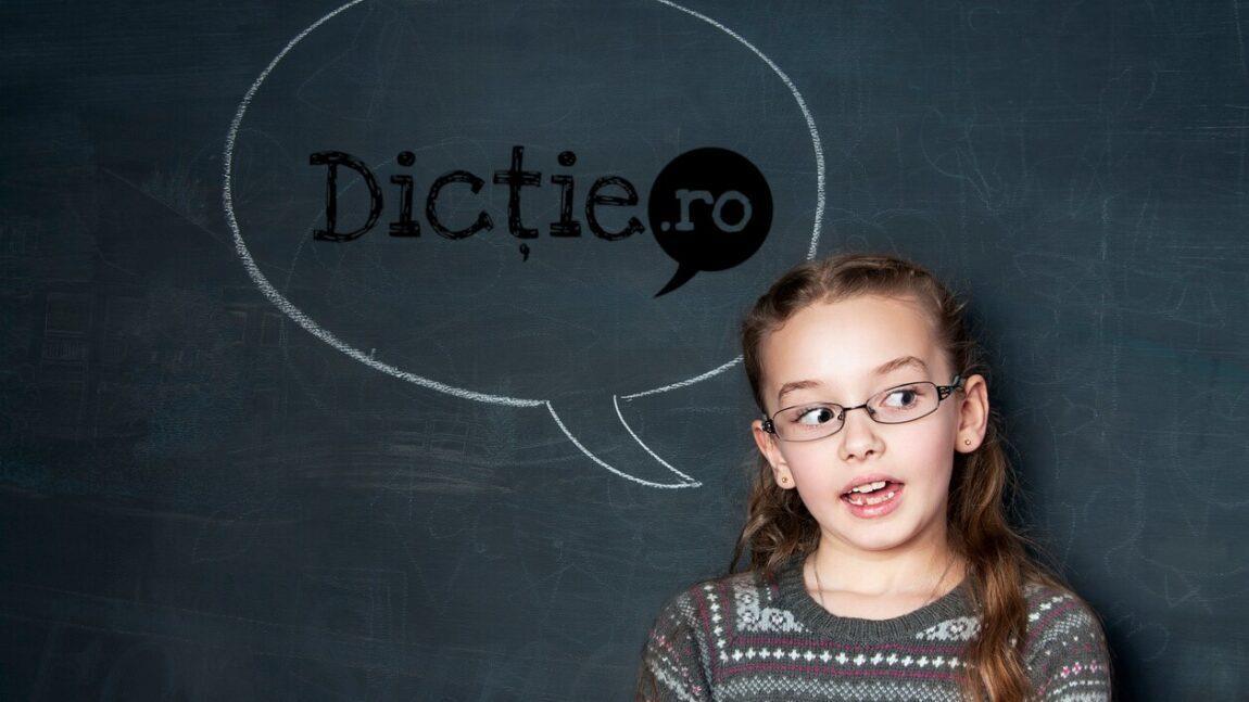 Importanța dicției la copii
