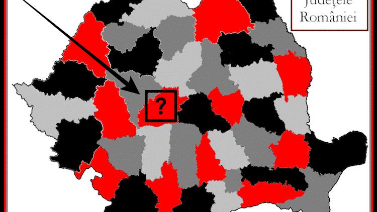 Cum articulăm numele județelor