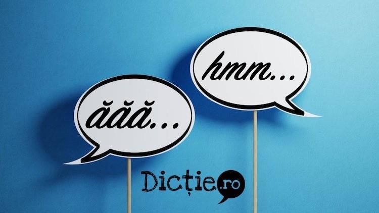 """Public speaking: cum scapi de """"ăăă"""", """"hmm"""", """"deci"""" și alte cuvinte de umplere"""