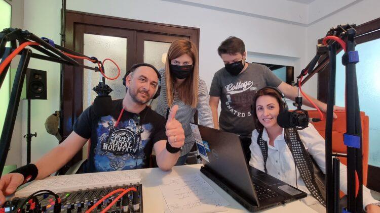 Workshop de Radio, la Bușteni, 27-30 mai 2021