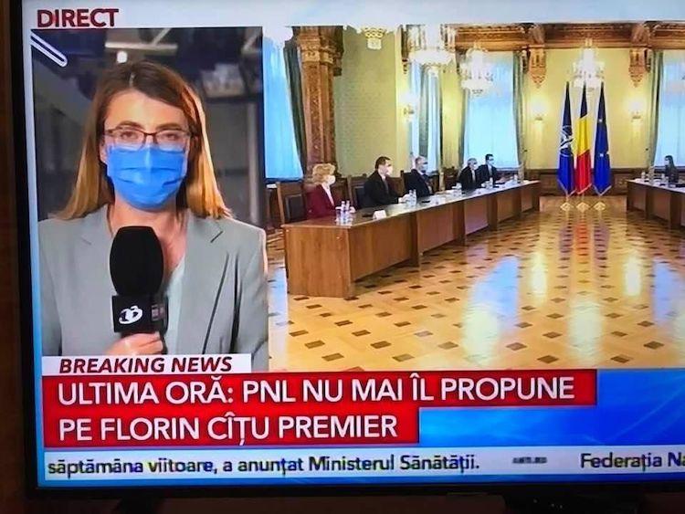 """Antena 3: """"PNL nu mai îl propune pe Cîțu premier"""""""